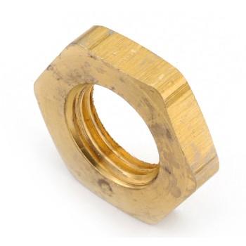 "Anderson Metals 36111-12 Brass Locknut ~ 3/4"""