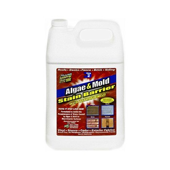 Algae & Mold Stain Barrier   ~  Gallon