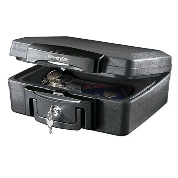 The Master Lock Company H0100 Small Fire Water Chest