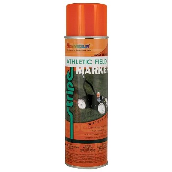 Athletic Field Marker Paint, Orange ~ 20 oz Cans