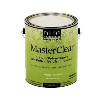 MasterClear, Semi-Gloss ~ One Gallon