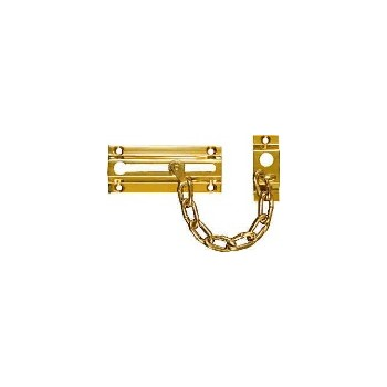 Solid brass/Pb Chain Door Guard, Visual Pack 1926