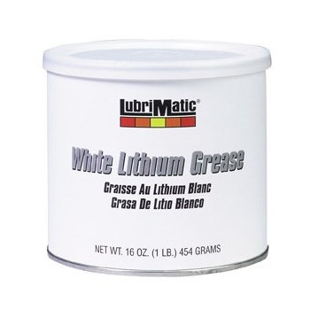 White Lithium Grease