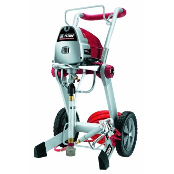 Titan Airless Paint Pump Sprayer ~ 5/8 HP