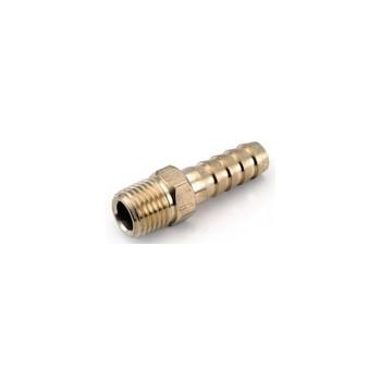 "Anderson Metals 757001-0408 FLF  7129  1/4""  X 1/2""  Hose Barb"
