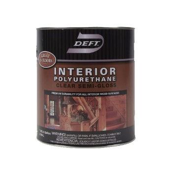 Interior Polyurethane, Semi-gloss