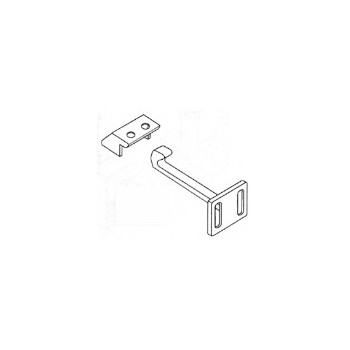 PrimeLine/SlideCo S4462 Plastic Cabinet Catch