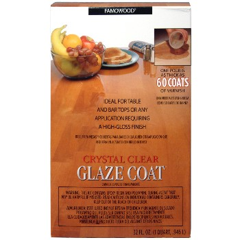 Famowood Glaze Coat - Quart