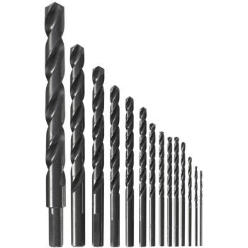 14pc Black Oxide Bit Set
