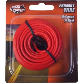 16-1-16 16ga Red Primary Wire