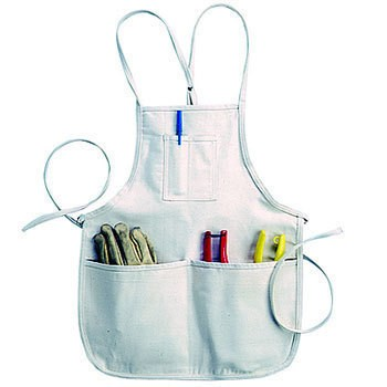 4 Pocket Bib Apron