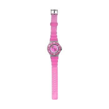 Jelly, Pink Dial, Pink Jelly Bezel & Strap