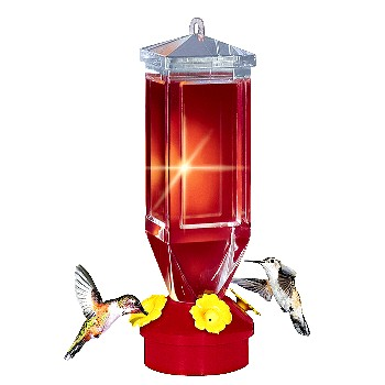Hummingbird Feeder, Lantern 18 Ounce