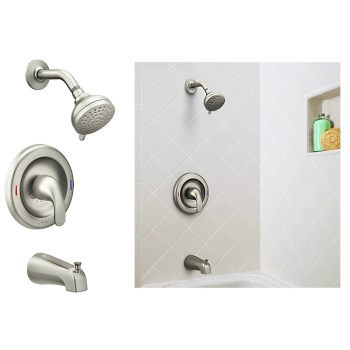 Tub Shower Faucet, one handle