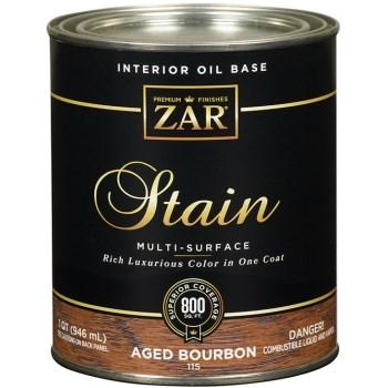 ZAR/UGL 11513 Wood Stain, Modern Walnut ~ Gallon