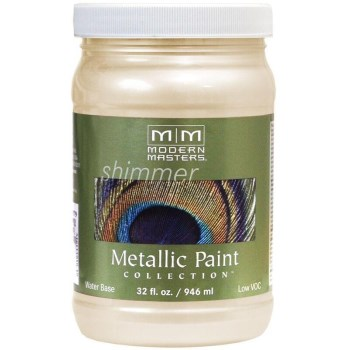 Metallic Paint, Flash Copper 32 Ounce