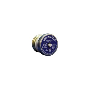 Connecticut Elec  VPKMB-15 Mini Breaker - 15 amp