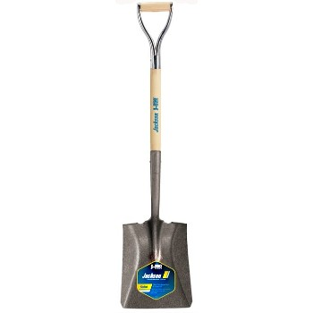 Square Point Shovel - Armor D Handle