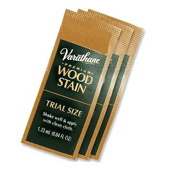 Rust-Oleum 211937 Wood Stain, Spring Oak Sample ~ .04 oz each