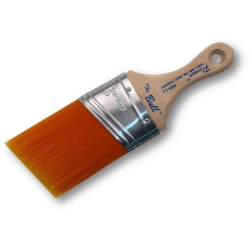 2.5in. Angld Oval Brush