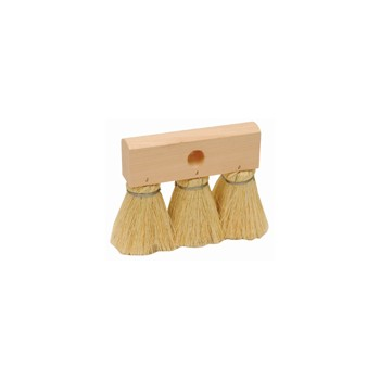 Roof Brush, Tampico 3 Knot