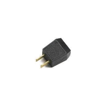 2-Wire Plug Brown