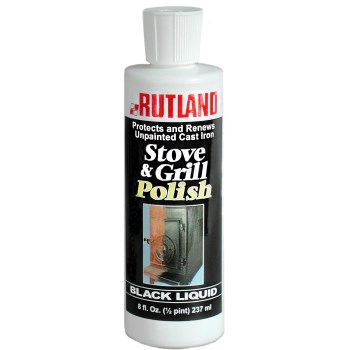 Stove & Grill Polish, Liquid ~ 8 oz