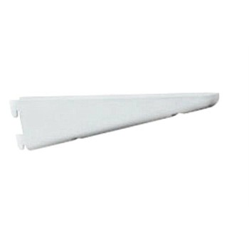 Double Track Bracket - 182 Series  ~ White, 10.5""
