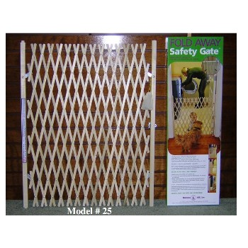 Wood Safety Gate - 5'