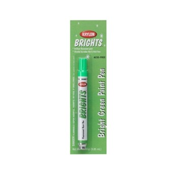 9924 Bright Green Paint Pen