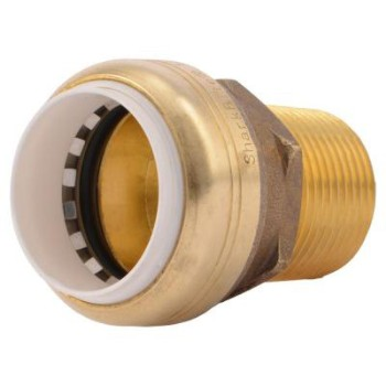 1in. Sb Pvc Connector