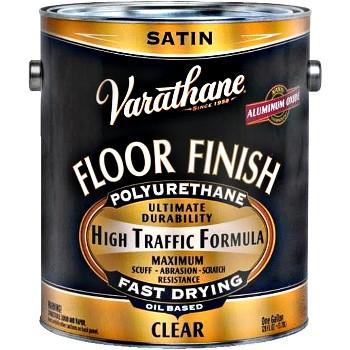 Rust-Oleum 130231 Varathane Premium Floor Satin Finish ~ Gallon