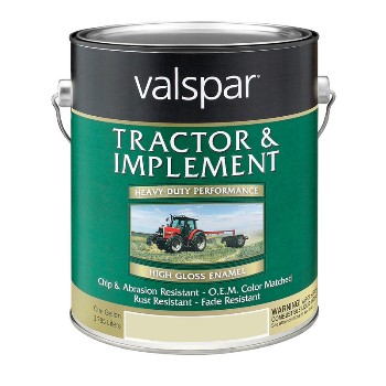Tractor & Implement Paint, Gray ~ Gallon
