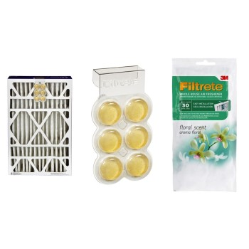 3M SI-1-TB Filtrete Whole House Air Freshener ~ Floral