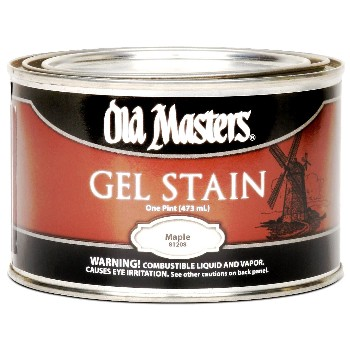 Gel Stain, Maple ~ Pint