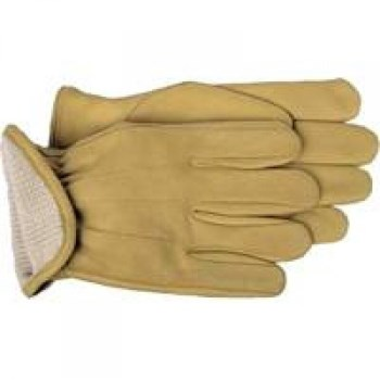 Jb Lined Leather Glove
