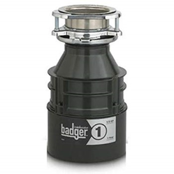 Insinkerator BADGER-1 Disposer, Badger 1/3 hp