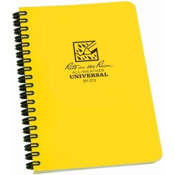 Jl Darling Llc 373 7in. Side-Spiral Notebook