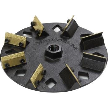 "Simiron 50001002 DiamaBrush Concrete Abrasive Removal  Hand Tool ~ 7"""