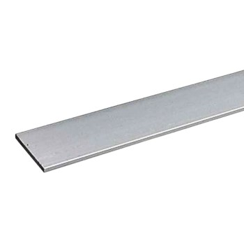 "Aluminum Flat Bar, Mill ~ 1"" x 1/8"" x 48"" length"