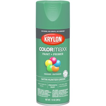 Krylon K05563007 5563 Sp St Hunter Green