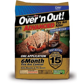 Fire Ant Killer, Granules ~ 11.5 lb Bag