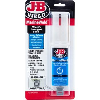 J-B Weld 50172 25ml Marineweld Syringe