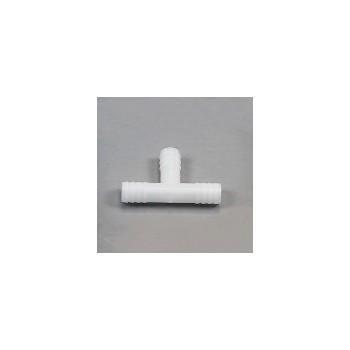 Danco 52645B Hose Barb Tee, 1/2 inch