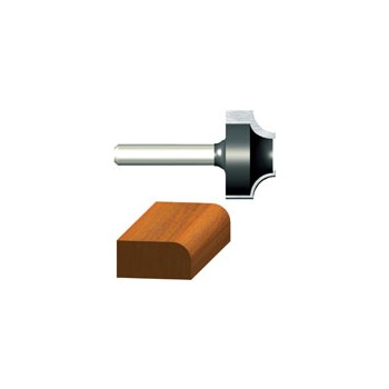 Ovolo Router Bit - 1/4 inch