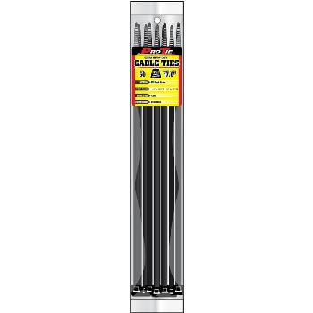 KDAR B17EHD50 Cable Ties, 50 pk ~ 17""