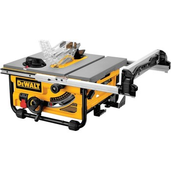 10 Jobsite Table Saw