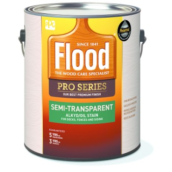 Alkyd Wood Stain, Neutral Base ~ Gallon