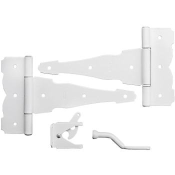 V8416 Wh Deco Gate Kit