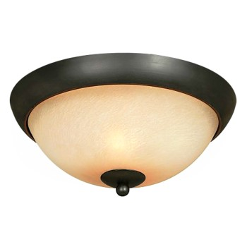 Ceiling Light Fixture, Berkshire Series ~ Classic Bronze